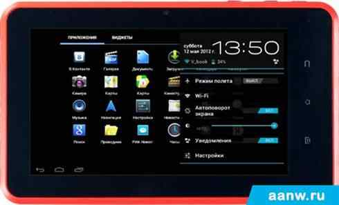 Perfeo PAT712-3D 8GB Red