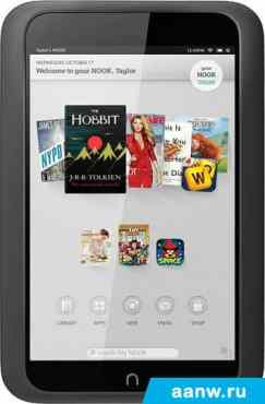Android планшет Barnes & Noble NOOK HD Smoke 8GB