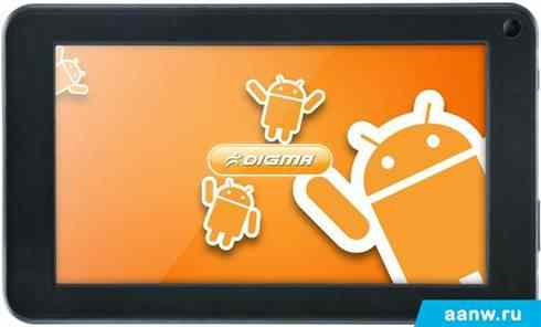 Android планшет Digma iDj7 4GB Black