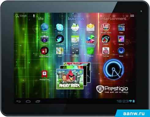 Android планшет Prestigio MultiPad 9.7 ULTRA (PMP5197D) 16GB