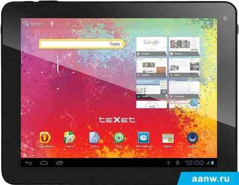 TeXet TM-9720 8GB