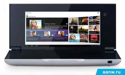 Android планшет Sony Tablet P 4GB 3G (SGPT212RU)