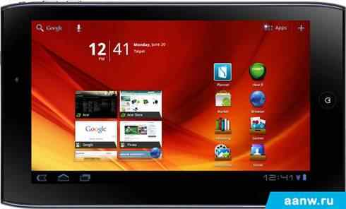Android планшет Acer Iconia Tab A100 8GB