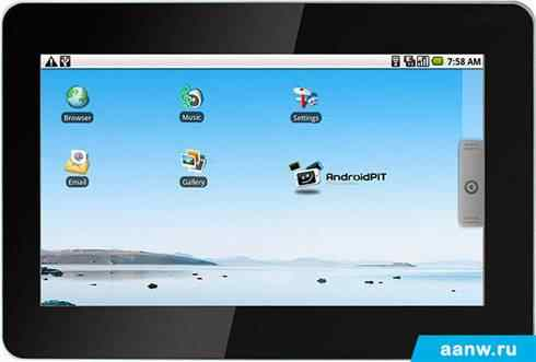 Android планшет Point of View Mobii Tegra Tablet 10.1 (TAB-TEGRA-10-1)