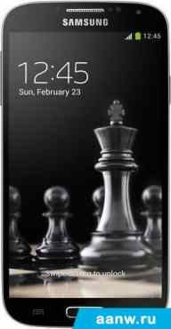 Android смартфон Samsung Galaxy S4 Black Edition (I9500)
