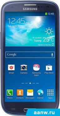 Android смартфон Samsung Galaxy S III Duos (I9300I)