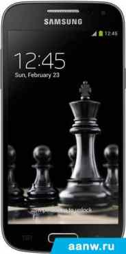 Samsung Galaxy S4 Mini Duos Black Edition (8Gb) (I9192)