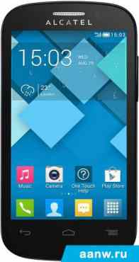 Android смартфон Alcatel One Touch Pop C3 4033D