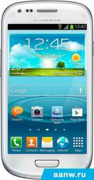 Android смартфон Samsung Galaxy S III mini Value Edition (I8200)