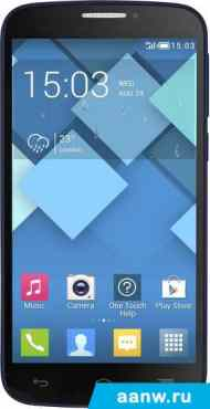 Android смартфон Alcatel One Touch POP C7 7041D