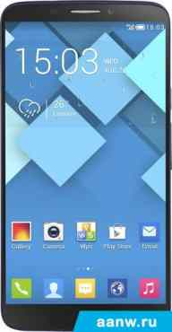 Android смартфон Alcatel One Touch Hero 8020X