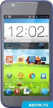 Android смартфон ZTE Blade E (V956)