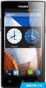 Android смартфон Philips W3500