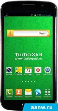 Turbopad Turbo X6 B