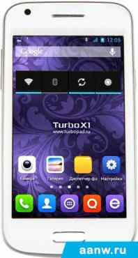 Android смартфон Turbopad Turbo X1