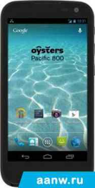 Android смартфон Oysters Pacific 800