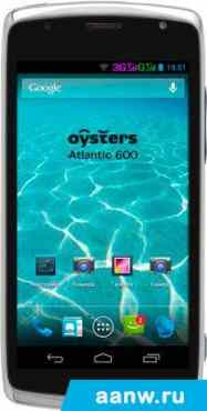 Android смартфон Oysters Atlantic 600