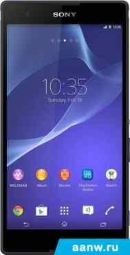 Android смартфон Sony Xperia T2 Ultra