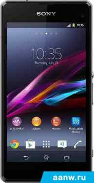 Android смартфон Sony Xperia Z1 Compact