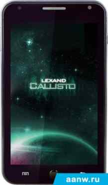 Android смартфон Lexand Callisto S5A1
