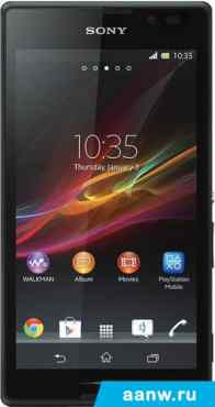 Android смартфон Sony Xperia C