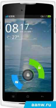 Android смартфон Oppo R817