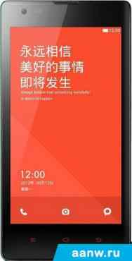 Android смартфон Xiaomi Hongmi (Red Rice)