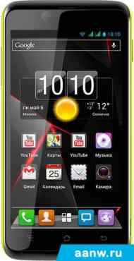 Android смартфон Highscreen Omega Prime
