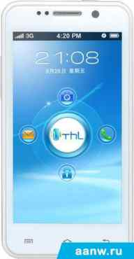 Android смартфон ThL W100