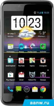 Android смартфон Highscreen Omega Prime XL