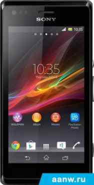 Android смартфон Sony Xperia M