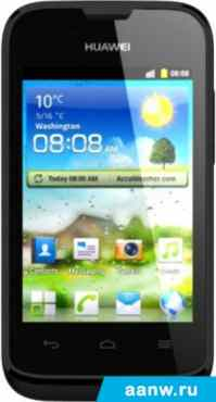 Android смартфон Huawei Ascend Y210 (U8685)