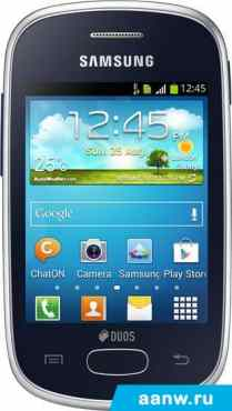 Android смартфон Samsung Galaxy Star Duos (S5282)