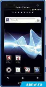 Sony Ericsson Xperia acro HD (SO-03D)
