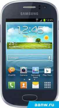 Android смартфон Samsung Galaxy Fame (S6810)