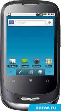 Android смартфон Huawei Ideos X1 (U8180)