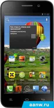 Android смартфон Fly IQ446 Magic