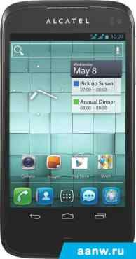 Android смартфон Alcatel One Touch 997D
