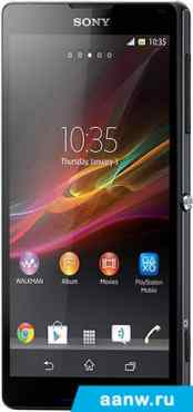 Android смартфон Sony Xperia ZL