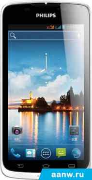 Android смартфон Philips W832
