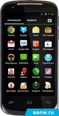 Android смартфон Gigabyte GSmart GS202