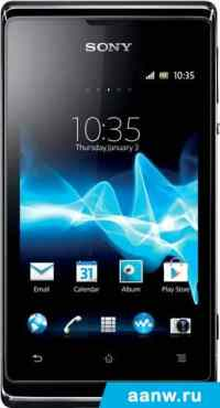 Android смартфон Sony Xperia E