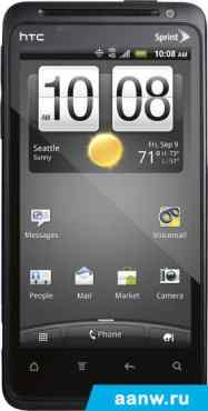 Android смартфон HTC Evo Design 4G