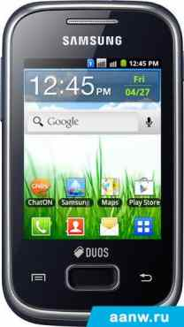 Samsung S5302 Galaxy Pocket Duos