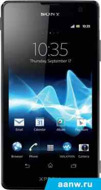 Android смартфон Sony Xperia TX LT29i