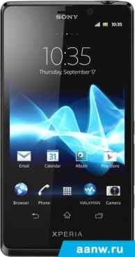 Android смартфон Sony Xperia T LT30i