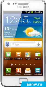 Android смартфон Samsung i9100 Galaxy S II Summer Edition (32Gb)