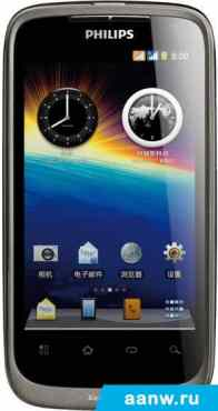 Android смартфон Philips W632