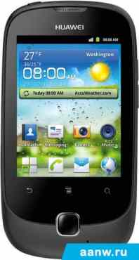 Android смартфон Huawei U8185 Ascend Y100