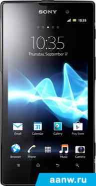 Android смартфон Sony Xperia Ion LT28i